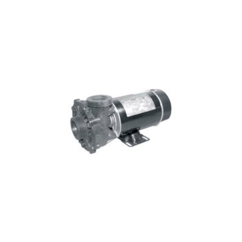 Pump 5hp 220v 2 speed 56fr w 2 sd wetend 7054 for Hot tub motor parts