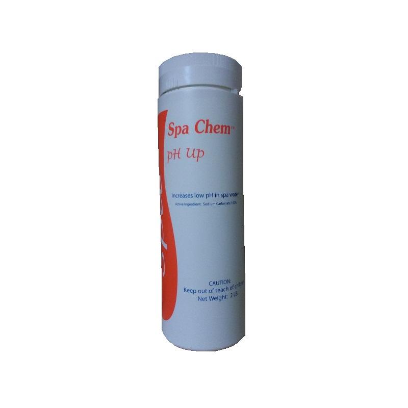Spa Up - pH Increaser, Granular 2 lb. bottle (#7174)