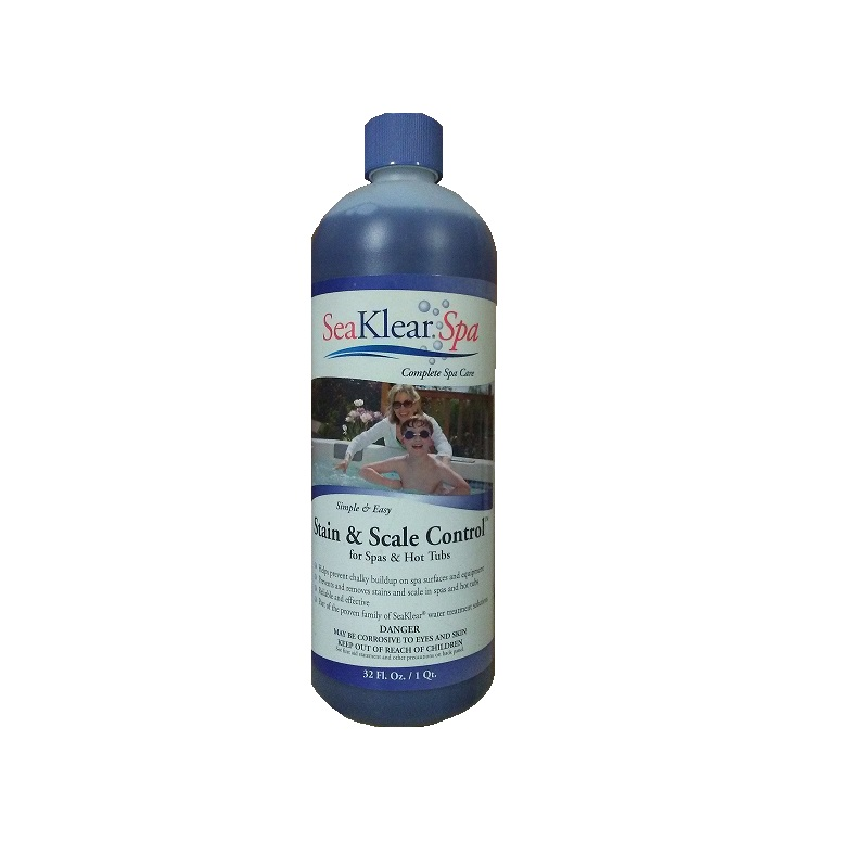 Stain & Scale Control - 1 qt. bottle (#7242)