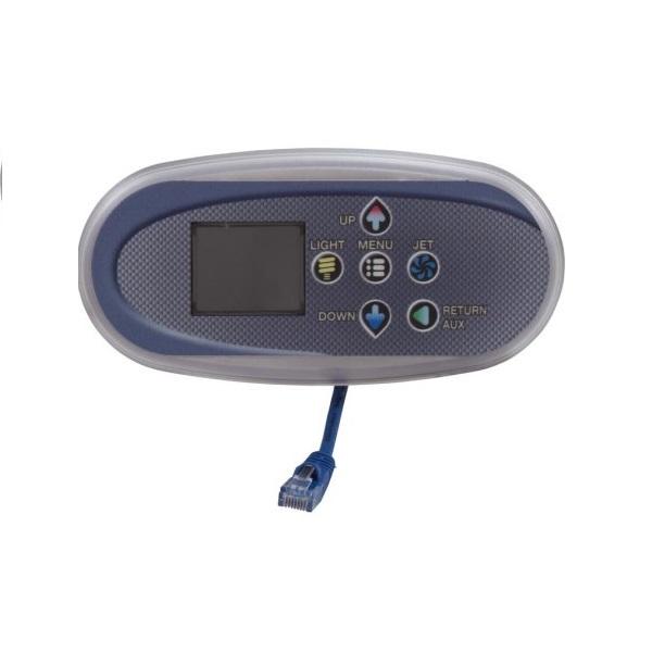 Topside - Waterway NEO1100 6-button Digital (#777PL00110)