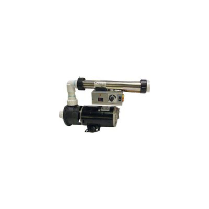 Equipment System - 1.5 HP Pump with Heater (#ES800-15)