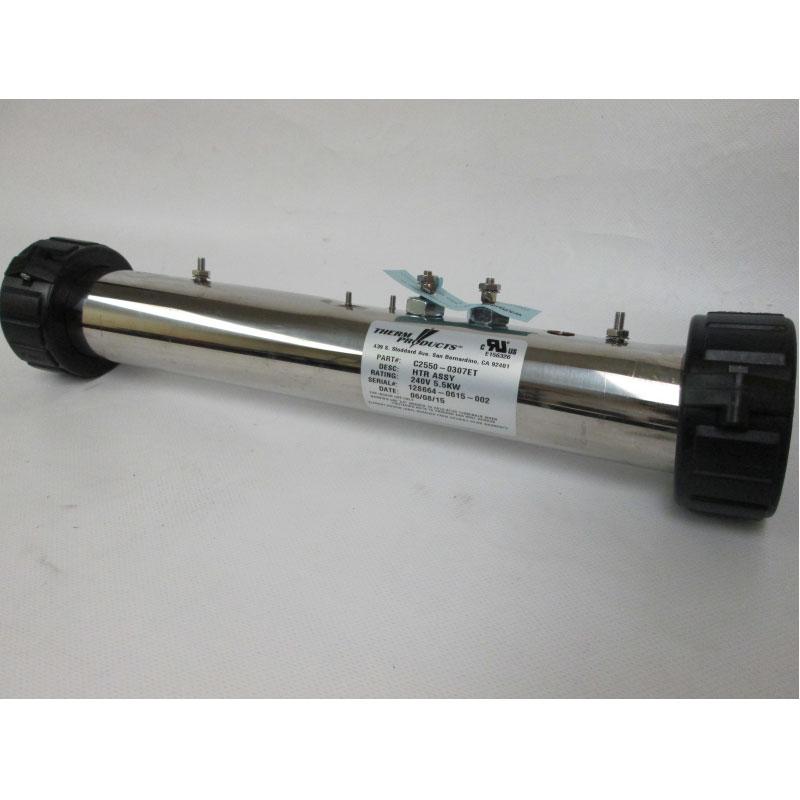 "Heater Tube Assembly- 15"", 5.5KW, 240V (#5262)"