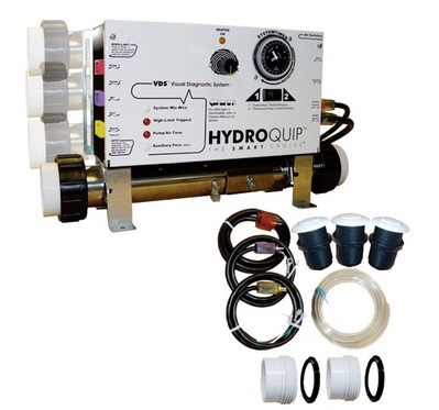 Hydro Quip 120/240v  w/GFCI Spa Pack